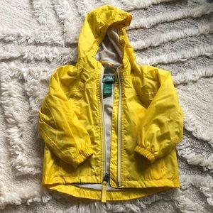 🚫🚫SOLD🚫🚫. Toddler L.L.Bean rain jacket